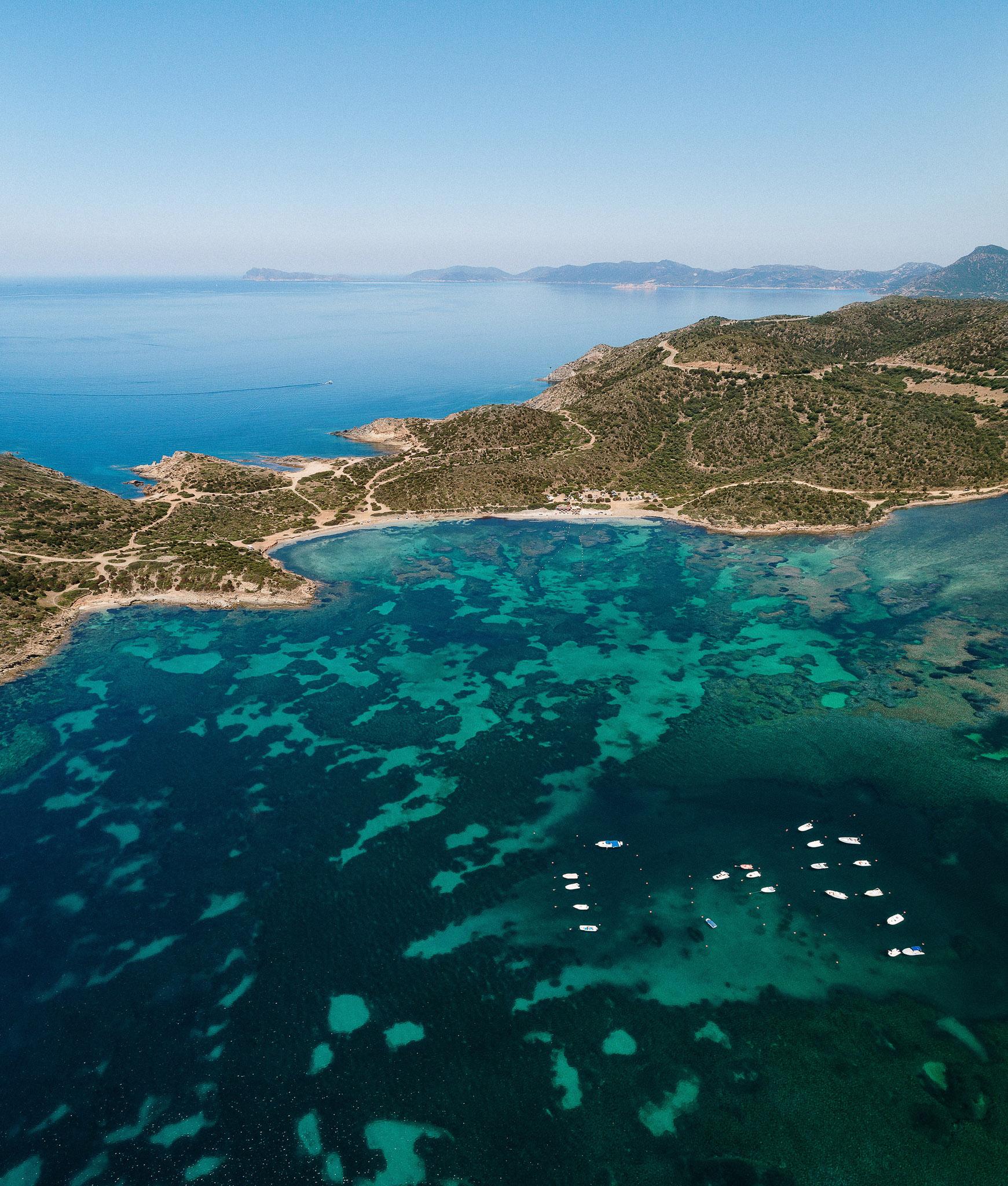 Sardegna – Aerial