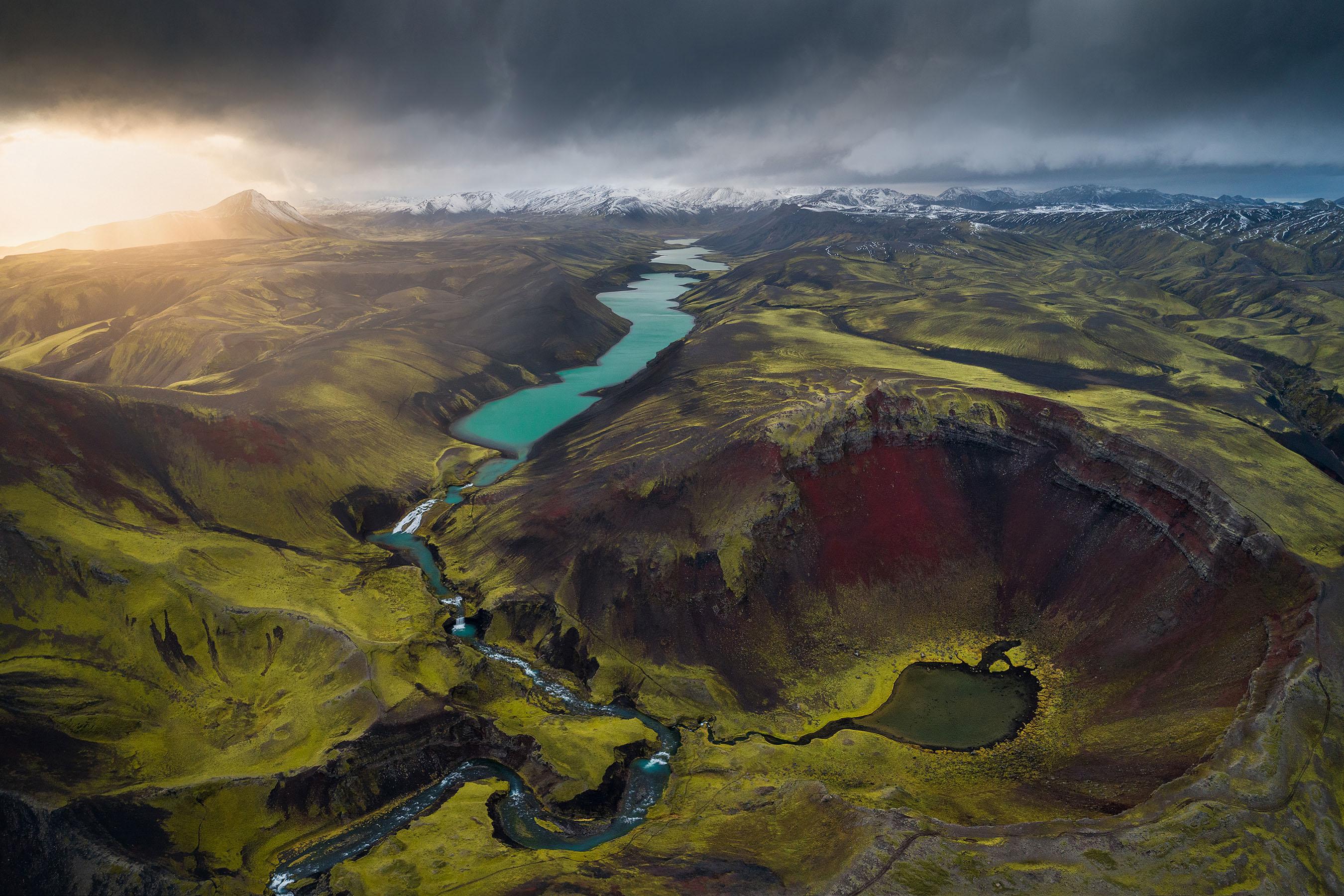 Iceland IV. – Aerial | 2019 |